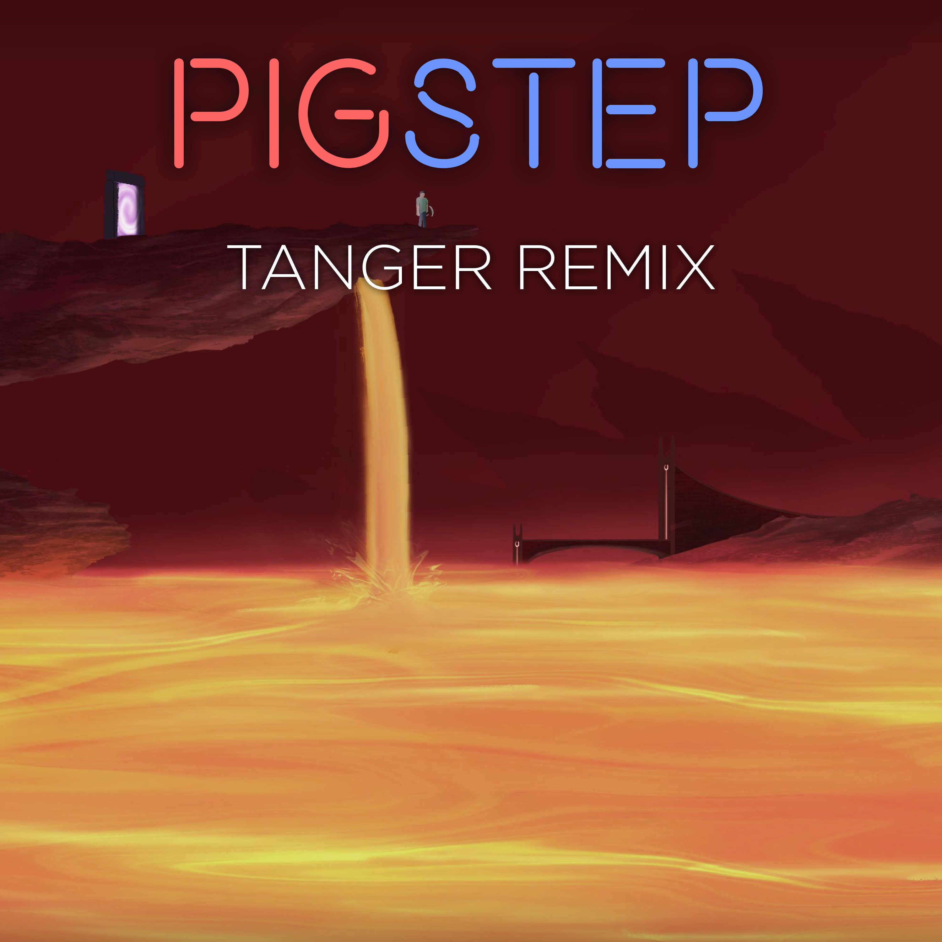 Cover for PIGSTEP
