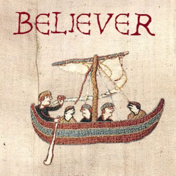 Cover for Believer